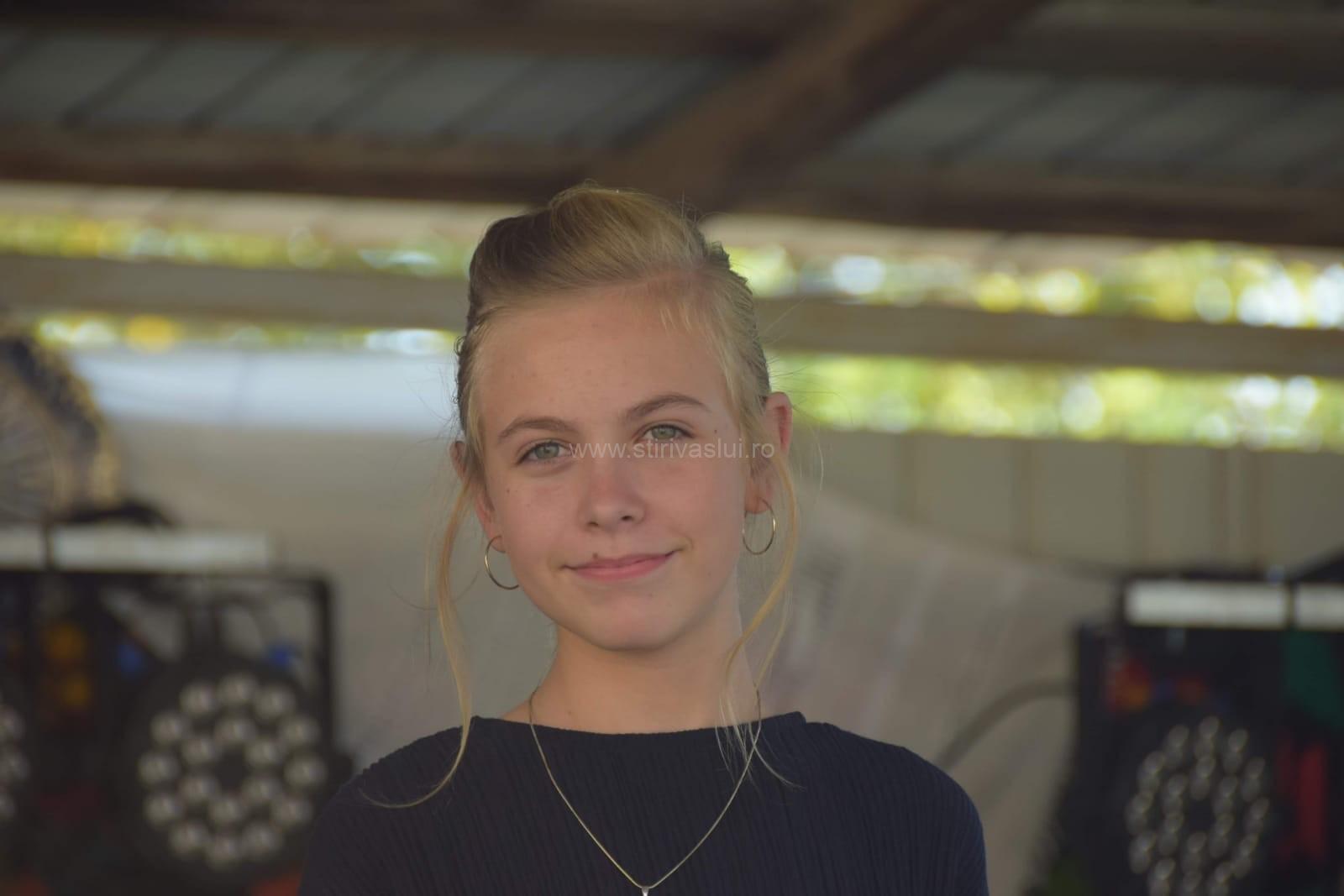 O elevă din Gârceni a obținut cel mai mare punctaj la olimpiada de limbă și literatură română