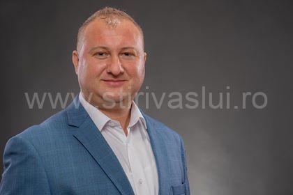 Ionuț Adrian Totolici candidează pentru un nou mandat la Iana