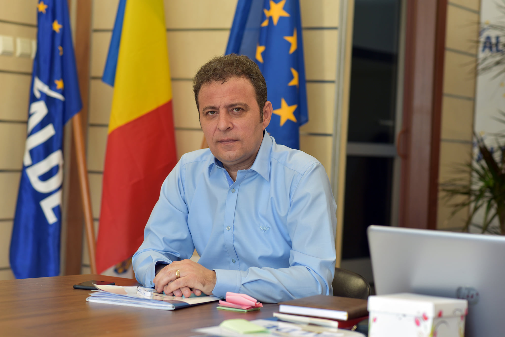 """Daniel Olteanu """"A fost o onoare să reprezint județul Vaslui și vasluienii în Parlamentul României"""""""