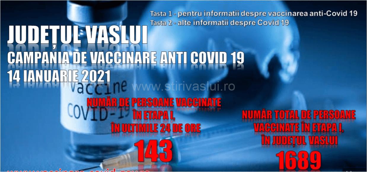 Iată unde putem face programare pentru vaccinarea anti-COVID