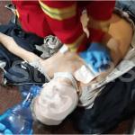 Luptă contracronometru pentru salvarea vieții unui bârbat