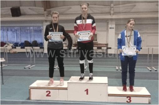 Patru medalii câștigate de LPS Vaslui, la Bacău