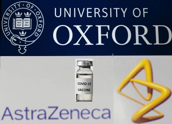 Primele vaccinuri AstraZeneca, administrate la Vaslui