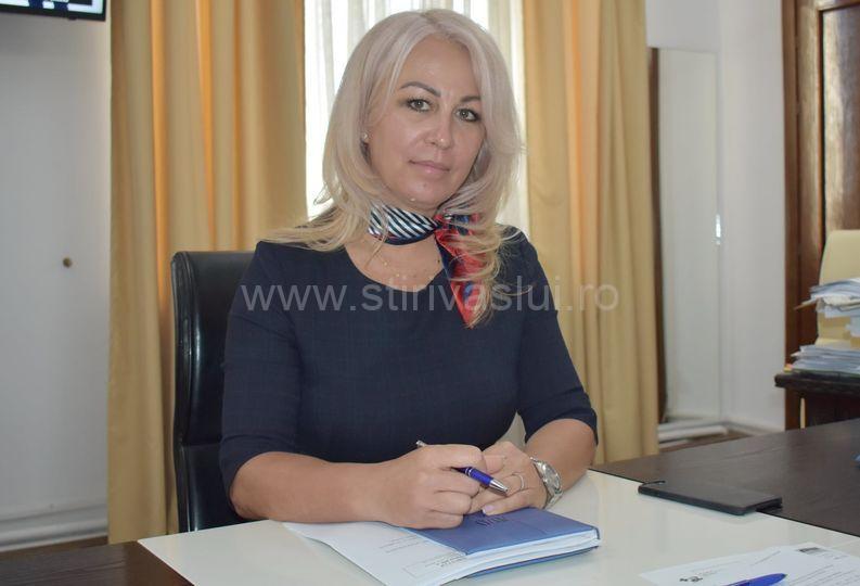 """Daniela Rusu, noul manager al Spitalului """"Elena Beldiman"""""""