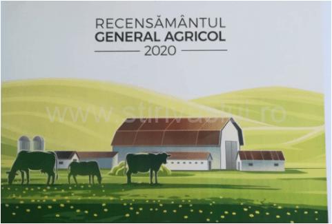Incepe Recensământul General Agricol