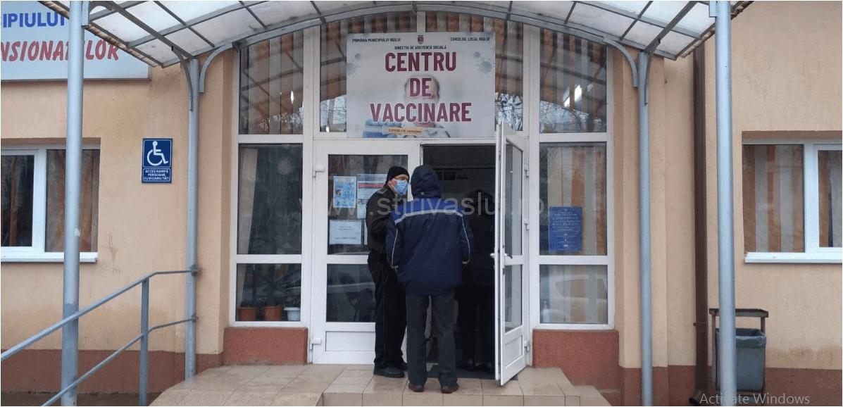 Trei fluxuri noi de vaccinare anti-Covid, în județul Vaslui