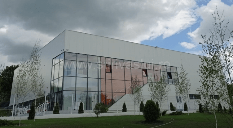 Sală de sport ultramodernă în comuna Ștefan cel Mare