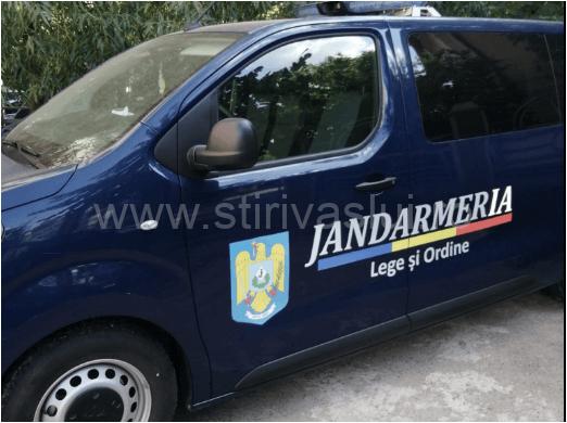 Minor dat dispărut de la domiciliu, găsit de jandarmi în Bârlad