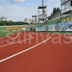 Pista de alergare a Stadionului municipal Vaslui a fost reabilitată