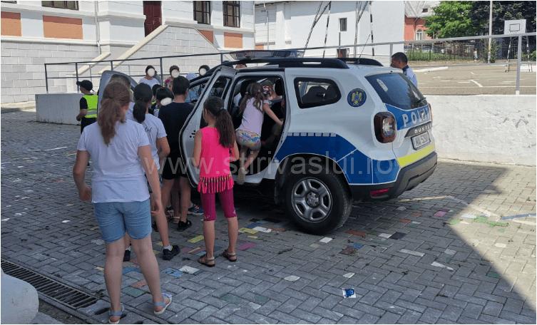 Siguranța rutieră în timpul vacanței de vară
