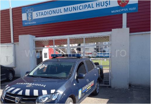 Stadioanele din Vaslui și Huși sunt pregătite pentru fotbal