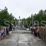 Ștefan cel Mare a fost comemorat la Podul Înalt!