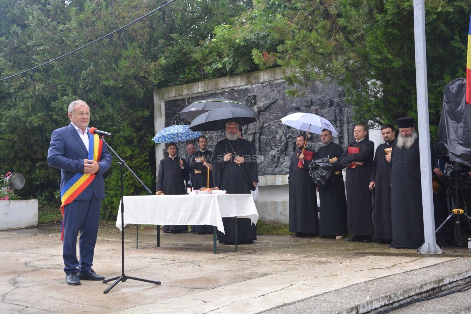 Ștefan cel Mare a fost comemorat la Podul Înalt! 3