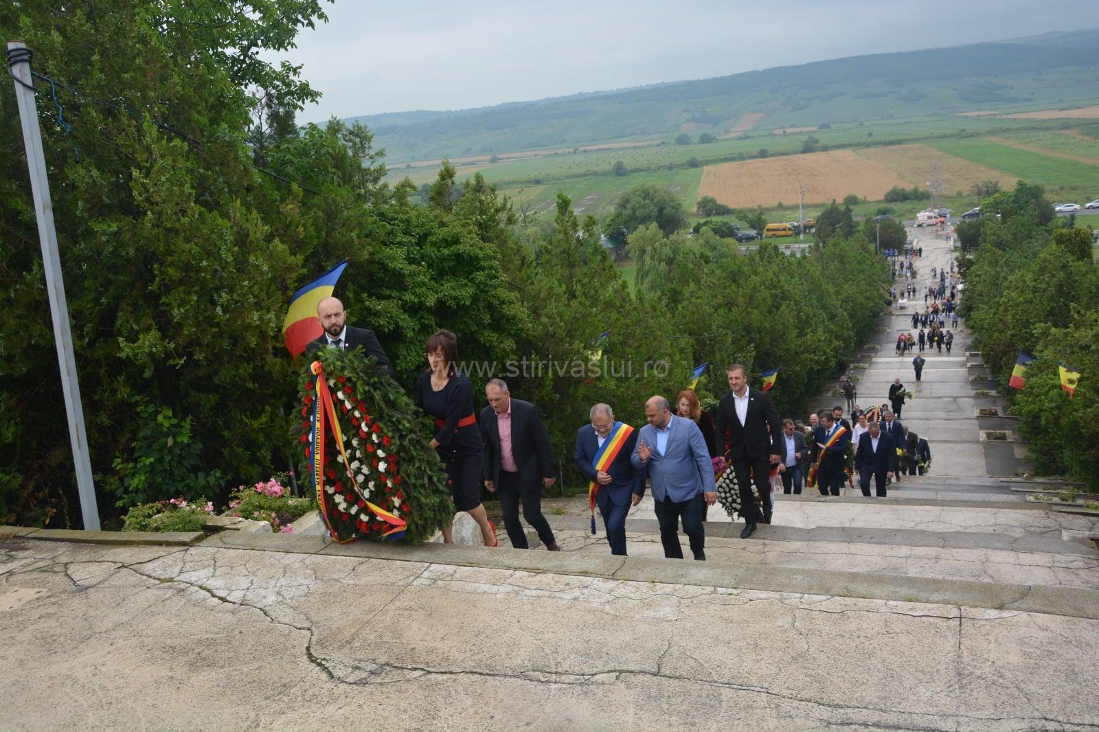 Ștefan cel Mare a fost comemorat la Podul Înalt! 4