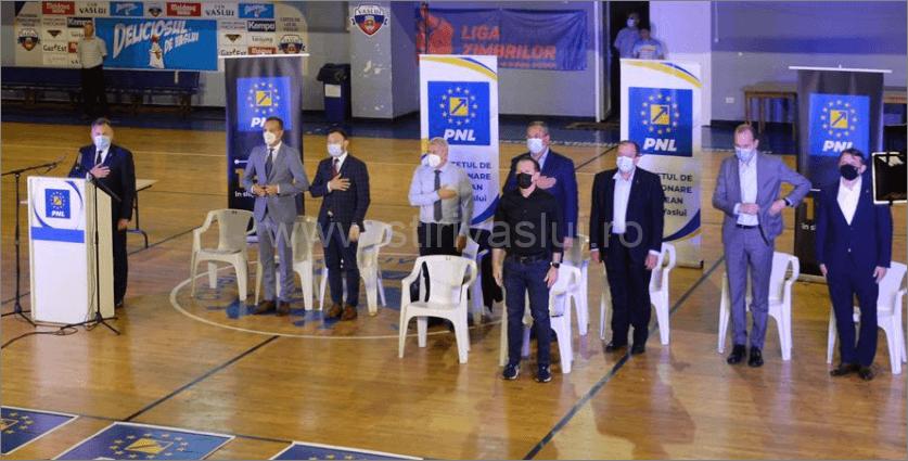 Tătaru este acuzat de fraudarea alegerilor în care a fost ales preşedintele PNL Vaslui