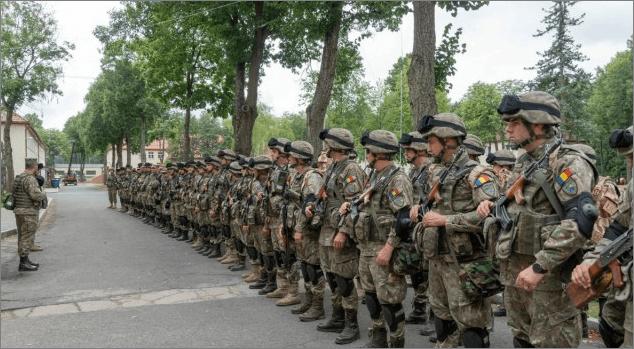 Vrei să fii rezervist voluntar? Sunt 775 de locuri în Armata României