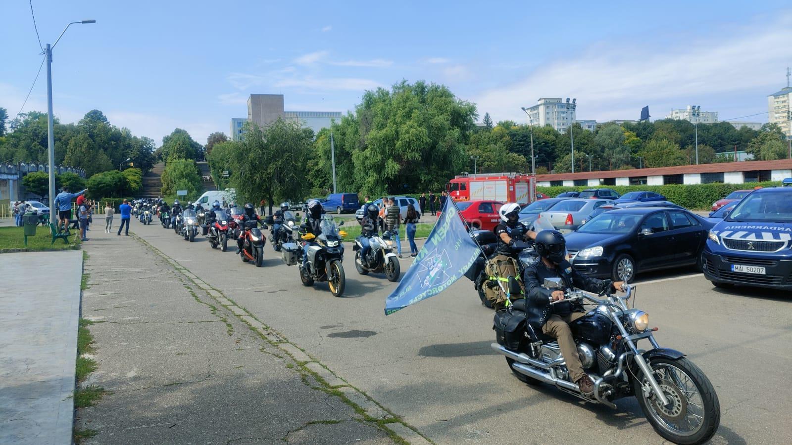 Activitate preventiv-educativă pentru motocicliști