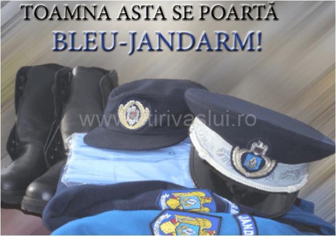 Jandarmeria Vaslui recrutează candidați pentru concursul de admitere la școlile de subofițeri