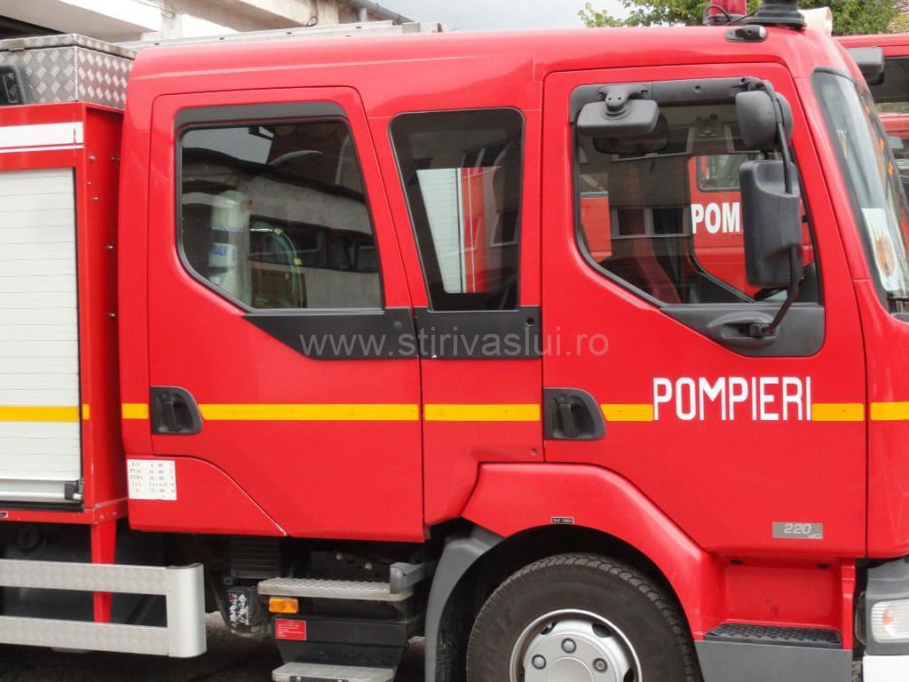Porți deschise la subunitățile de pompieri de Ziua Pompierilor din România