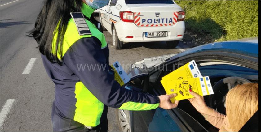 Activități educativ preventive desfășurate pentru creșterea gradului de siguranță rutieră
