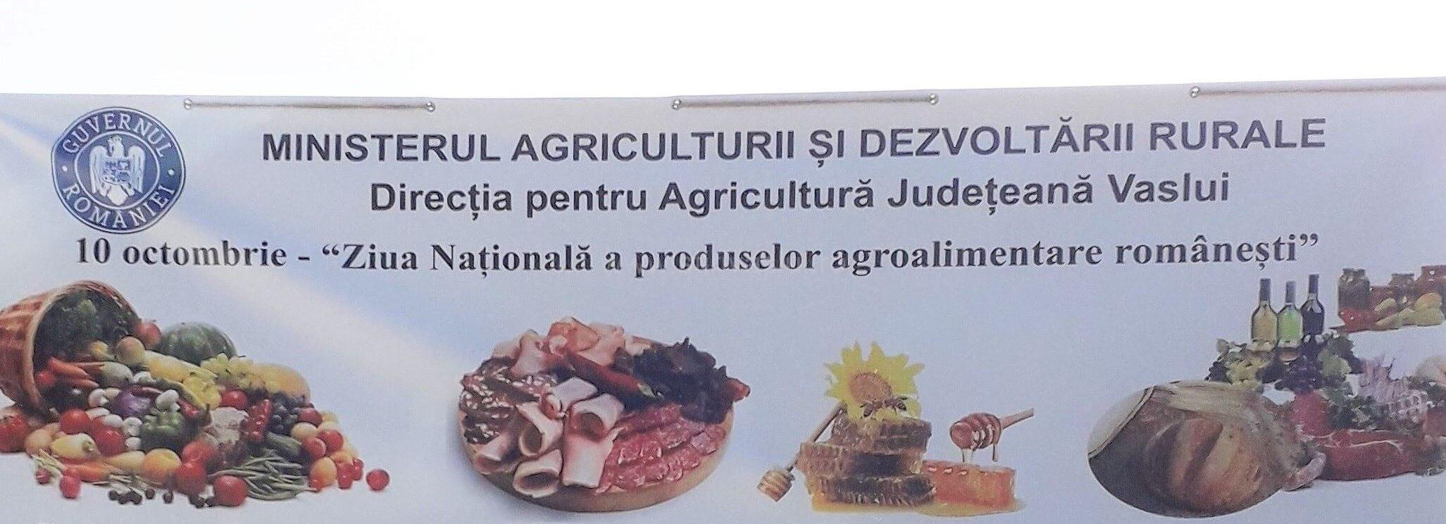 Ziua Națională a Produselor Agroalimentare Românești